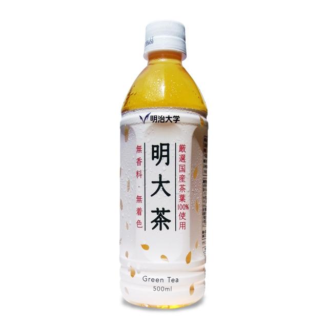 ◇明大茶・500ml(24本入)