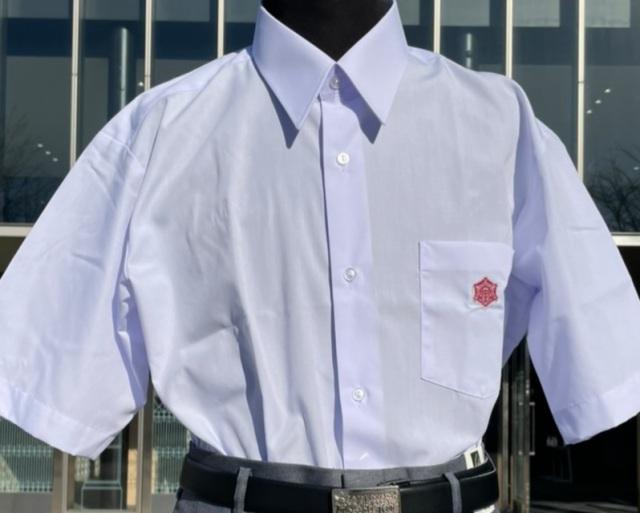 ●中 中学 半袖Yシャツ 5L(47)