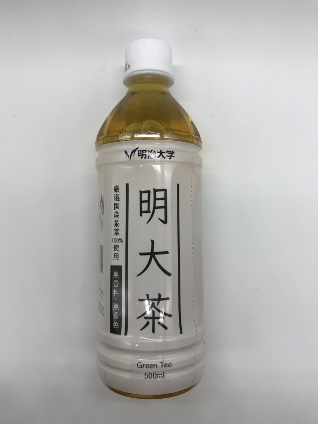 ◇明大茶・500ml(24本入)(T)