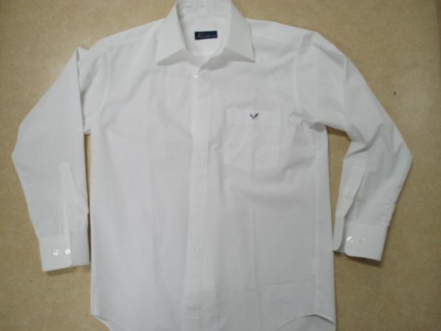 ●明 長袖ワイシャツ L
