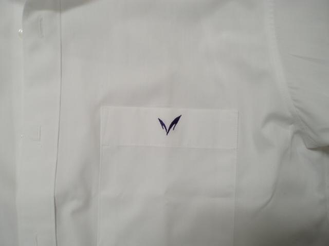 ●明 半袖ワイシャツ 4L