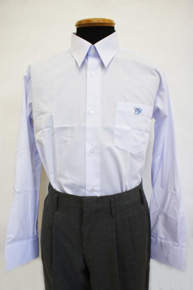 ●八 Yシャツ(長袖) 5L 47-90
