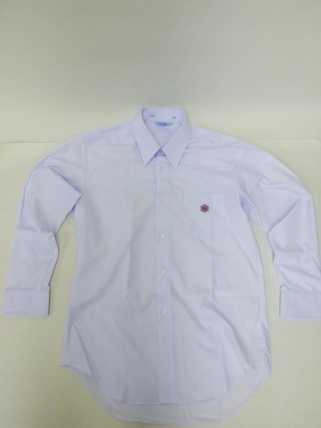 中 高校 長袖Yシャツ 5L(47-90)