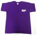 新・Tシャツ・meiji・パープル・L