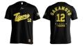 タイガースPRIDEシリーズTシャツ 12坂本