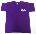 明治Tシャツ・紫・M パープル