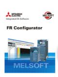 三菱電機 FR-SW3-SETUP-WJ インバータセットアップソフトウェア FR Configurator