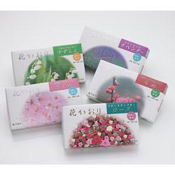 花かおりシリーズ5種類の香りから3個自由に選べるアソートセット