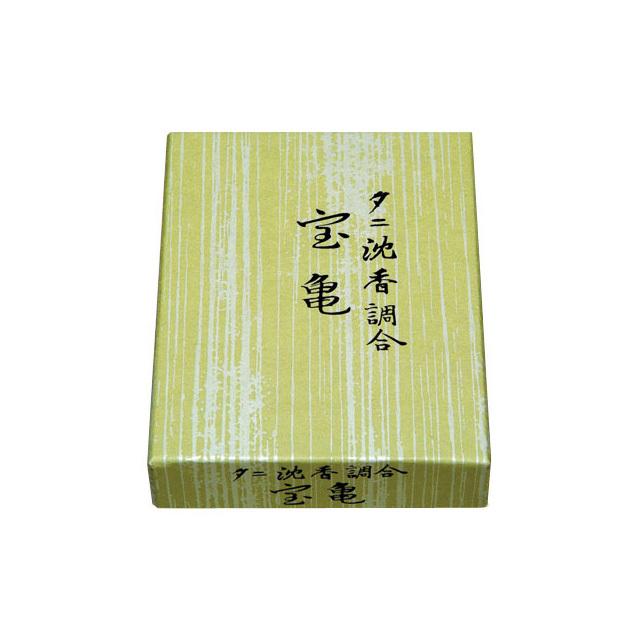 香貴 法要香 御焼香(タニ沈香調合 宝亀)10g(香炭入)