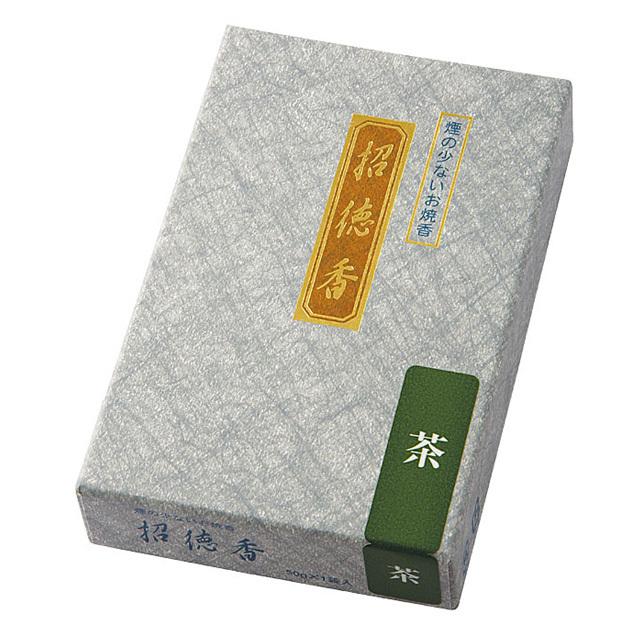 招徳香 茶 40g