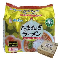 [P-33]たまねぎラーメンしょうゆ味 1ケース(30袋)