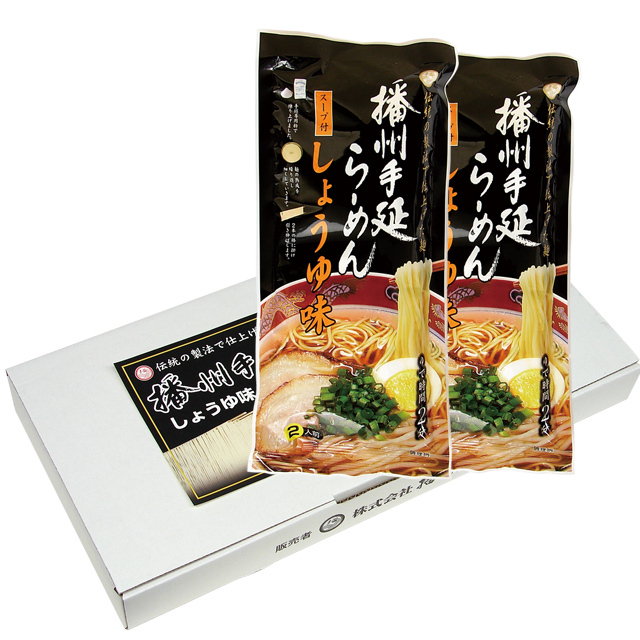 [TR-5]播州手延らーめん しょうゆ味 7袋(14人前)