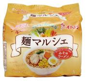 [tm-07]麺マルシェ・減塩みそ味ラーメン 5食