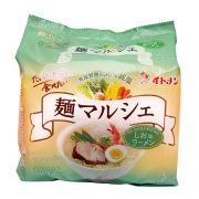[tm-08]麺マルシェ・減塩しおラーメン 5食