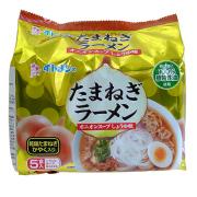 [tm-11]たまねぎラーメンしょうゆ味 5食