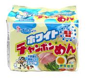 [th-15] ホワイトチャンポンめん5食パック