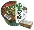 [C-12]カップ山菜そば 1ケース(12個)