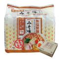 [P-28]無塩製麺 まろうま みそ味ラーメン 1ケース(30袋)
