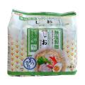 [tm-08]無塩製麺 あっさりしおラーメン 5食