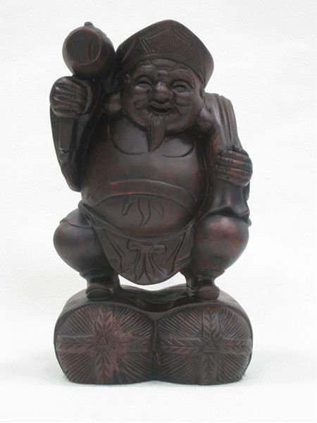 木彫り 大黒20号