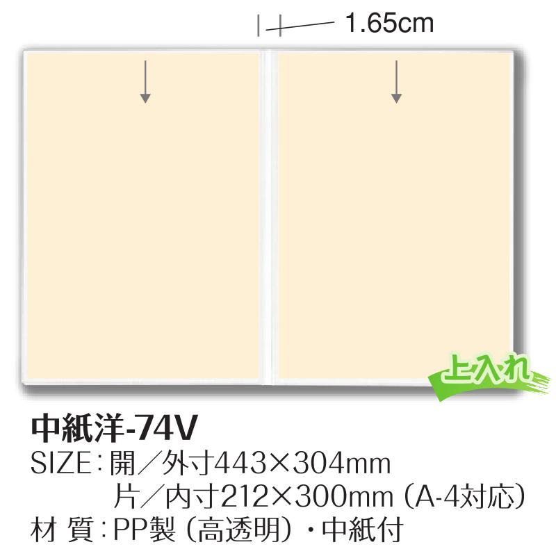 中紙洋-74V