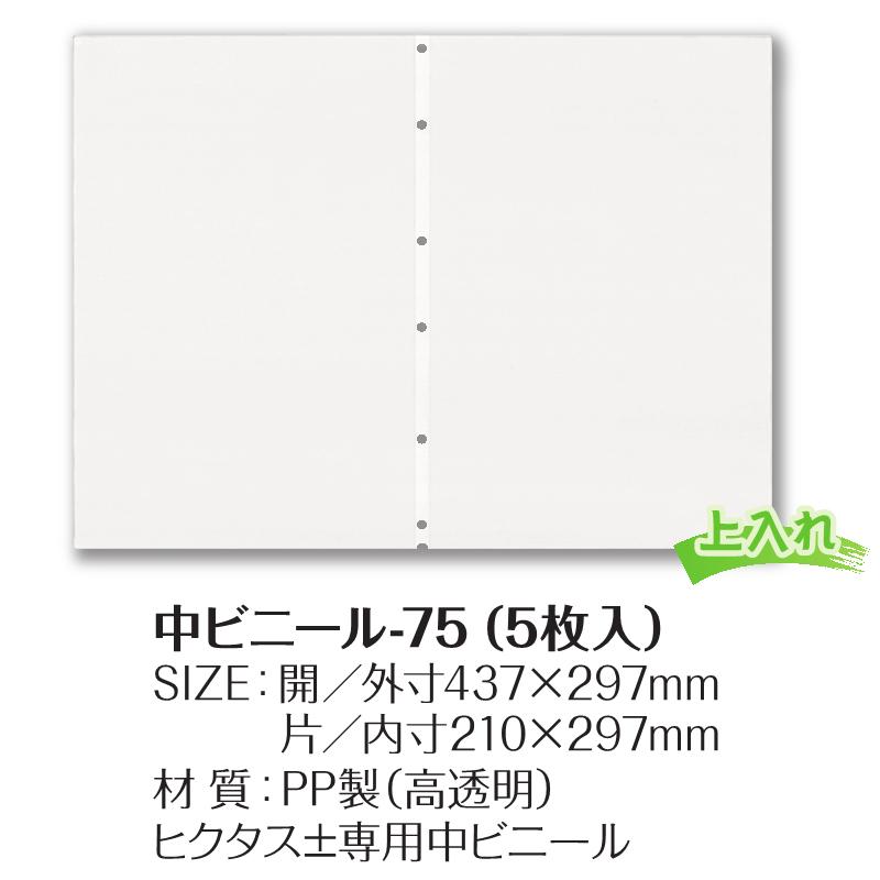 中ビニール-75