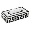 【MTB-1】 モザイク ティッシュボックス/デザインモノトーン