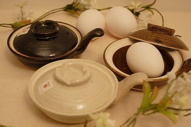 目玉焼き鍋