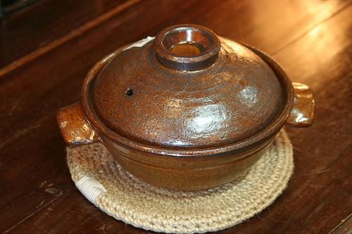 6号鉄赤土鍋