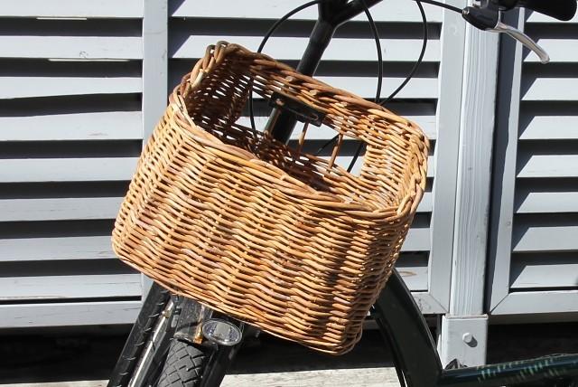 アラログ 自転車バスケット