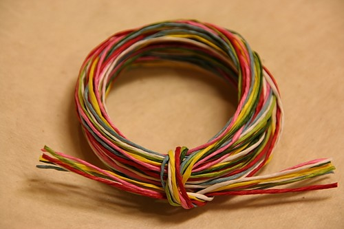 S-cord 色紙紐