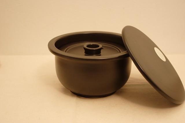 電子レンジご飯鍋