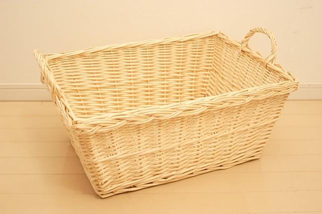 柳角型バスケット