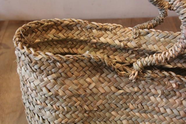 椰子マルシェバッグ ワンハンドル