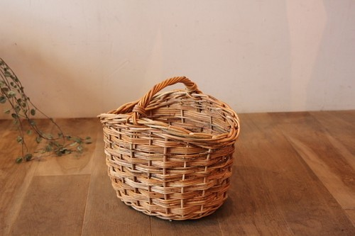 アラログ オリジナルワンハンドルバスケット