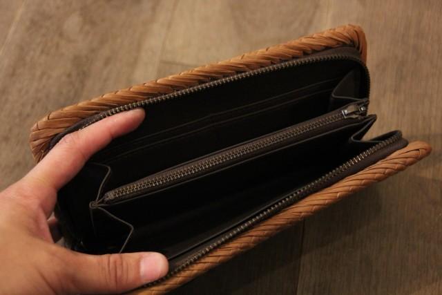 山ぶどう 財布
