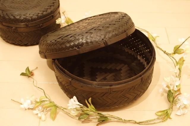 竹 バスケット