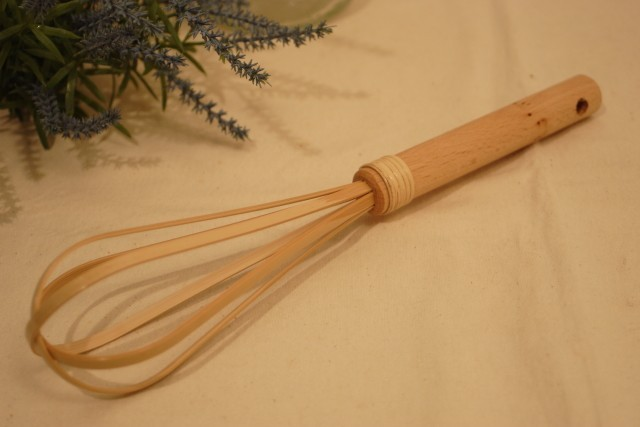 竹 米とぎ