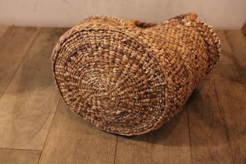 ケニアの籠 バナナファイバートートバッグ