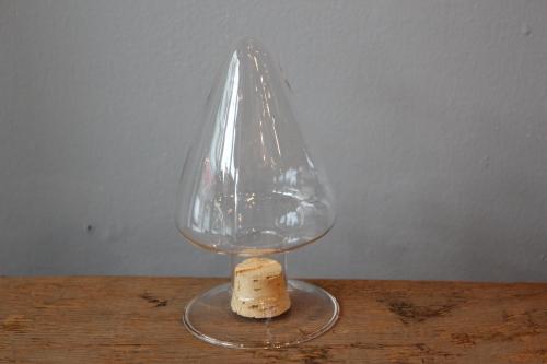 ガラスのシードボトル