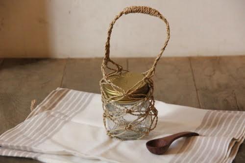 水草メッシュバッグのミニサイズ