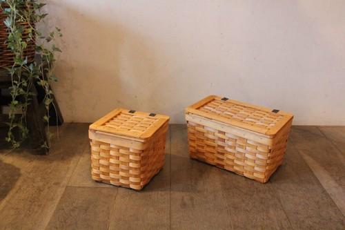 水杉のウッドボックス