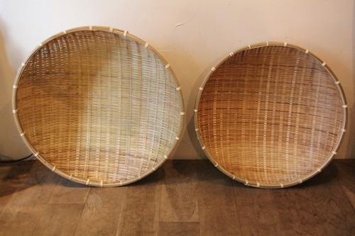 竹の米揚げざる