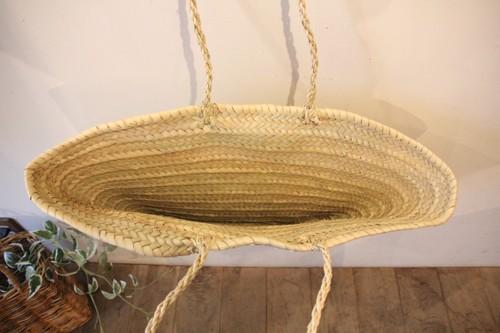 椰子のマルシェバスケット