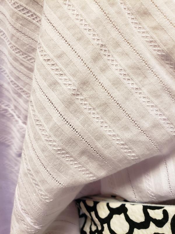 木綿着物「からみ縞」