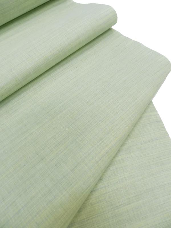 富士やま木綿「薄緑」