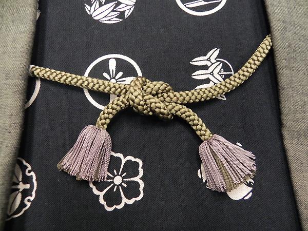 正絹羽織紐