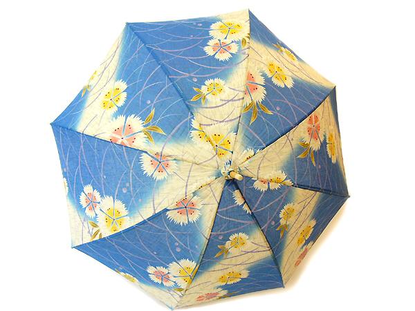 友禅模様日傘