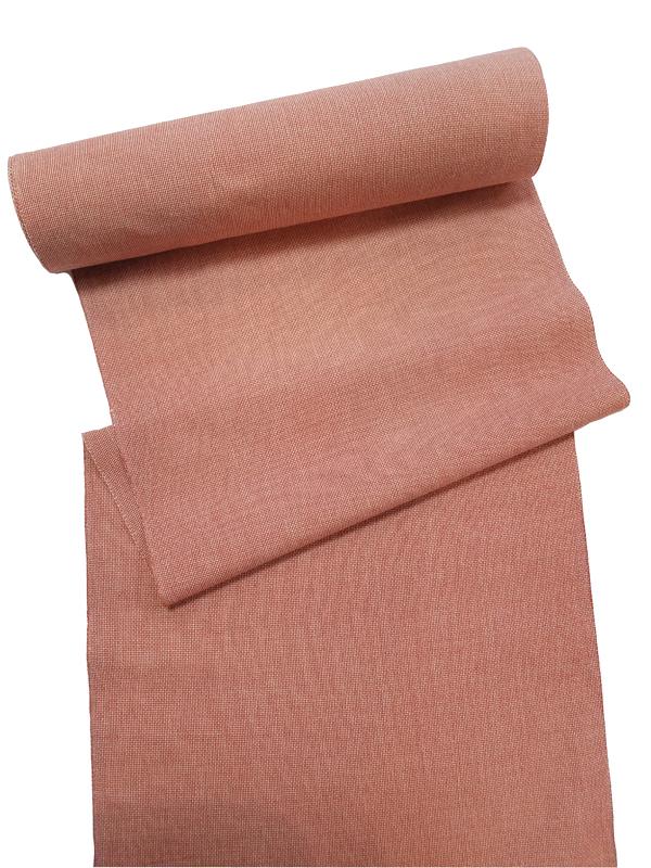 片貝木綿「変わり織/粉紅」
