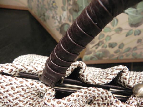 正絹組紐バック(日本製/京都)